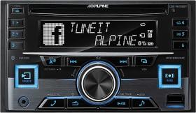 Alpine-200W-Bluetooth-Double-DIN-CD-Receiver on sale