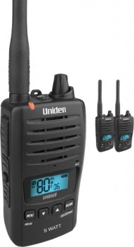 Uniden-80CH-Handheld-UHF-CB-Radio on sale