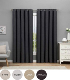 30-off-Turner-Thermal-Eyelet-Curtains on sale