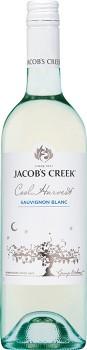 Jacobs-Creek-Cool-Harvest-Sauvignon-Blanc on sale