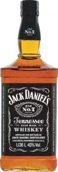 Jack-Daniels-Old-No.7-Tennessee-Whiskey-1136mL on sale