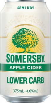 Somersby-Lower-Carb-Apple-or-Pear-Cider-375mL-Cans on sale