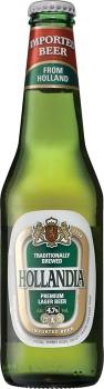 Hollandia-Beer-330mL on sale