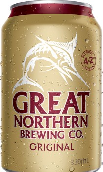 Great-Northern-Brewing-Company-Original-Lager-Cans-30-Block-375mL on sale