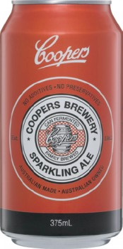 Coopers-Sparkling-Ale-375mL on sale