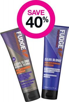 Save-40-on-Selected-Fudge-Haircare-Products on sale