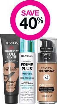 Save-40-on-Revlon-Face-Range on sale