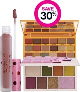 Save-30-on-I-Heart-Revolution-Cosmetic-Range on sale
