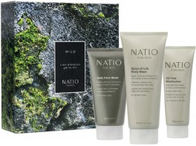 NEW-Natio-for-Men-Wild-Gift-Set on sale