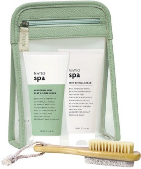 NEW-Natio-Spa-Gift-Set on sale