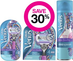 Save-30-on-Gillette-Venus-Range on sale