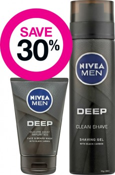 Save-30-on-Nivea-Mens-Range on sale