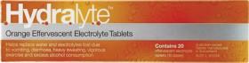 Hydralyte-Orange-Flavoured-Effervescent-Electrolyte-Tablets-20-Tablets on sale