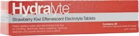 Hydralyte-Strawberry-Kiwi-Flavoured-Effervescent-Electrolyte-Tablets-20-Tablets on sale