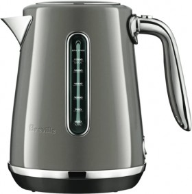 NEW-Breville-The-Soft-Top-Luxe-Kettle-Smoked-Hickory on sale