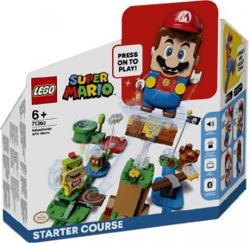 LEGO-Super-Mario-Starter-Course on sale