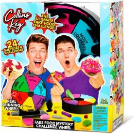 Collins-Key-Fake-Food-Challenge on sale