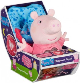 Peppa-Pig-Sleepover on sale