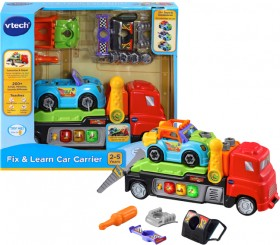 NEW-Vtech-Fix-Learn-Car-Carrier on sale