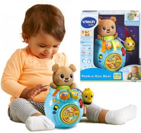 Vtech-Peak-a-Boo-Bear on sale