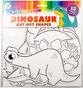 Kaleidoscope-Dinosaur-Cut-Out-Shapes on sale