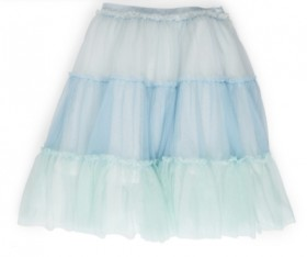 K-D-Tiered-Tulle-Skirt-Blue on sale