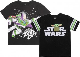 Kids-Assorted-Licensed-Print-Tees on sale