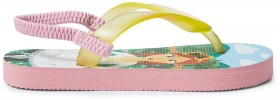 The-Wiggle-Infant-Girls-Emma-Print-Thongs-Multi on sale