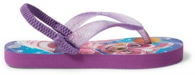 Paw-Patrol-Infant-Girls-Print-Thongs-Purple on sale