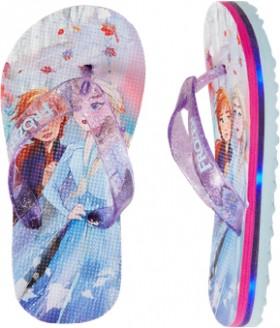 Disney-Girls-Frozen-Light-Up-Thongs-Pink on sale