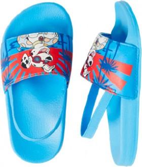Paw-Patrol-Infant-Boys-Slides-Blue on sale