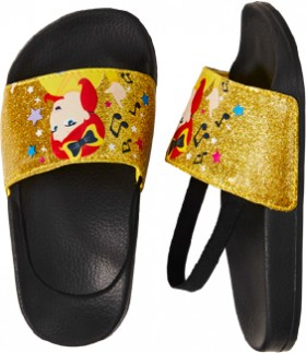 The-Wiggles-Infant-Girls-Emma-Slides-Yellow on sale