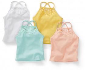 K-D-Kids-Lace-Yoke-Rib-Camis on sale