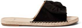 me-Womens-Espadrille-Slides-Black on sale
