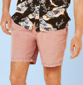 Allgood.-Snow-Wash-Shorts on sale