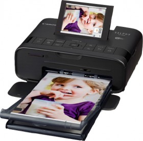 Canon-Selphy-CP1300-Compact-Photo-Printer-Black on sale