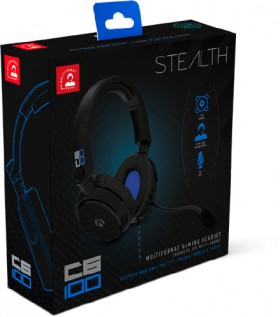 Stealth-PS4-or-Xbox-One-C6-100-Gaming-Headset-BlackBlue on sale