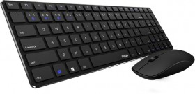NEW-Rapoo-M9300-Multi-mode-Wireless-Keyboard-and-Mouse-Set on sale
