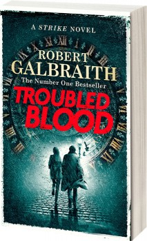 NEW-Troubled-Blood on sale