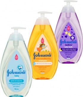 20-Off-Johnsons-750mL-and-800mL-Baby-Toiletries on sale