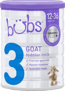 Bubs-Goat-Milk-Formula-800g on sale