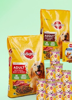 Pedigree-Dry-Dog-Food-Varieties-15kg on sale
