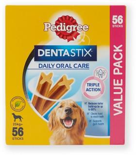 Pedigree-56-pack-Dentastix on sale