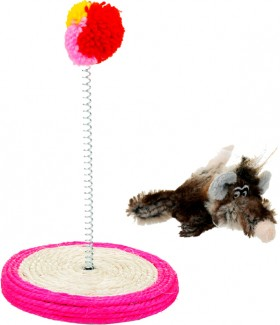Tails-Assorted-Cat-Toys on sale