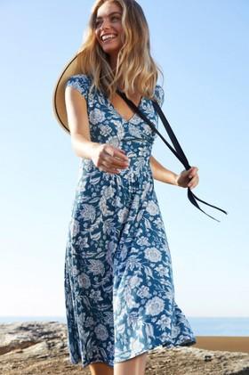 Capture-Wrap-Dress on sale