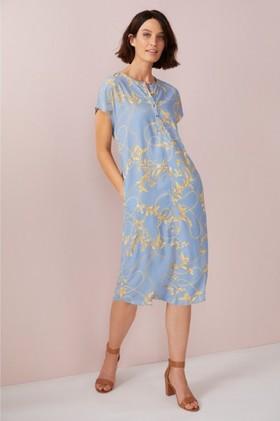 Emerge-Longline-Shift-Dress on sale
