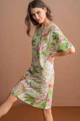 Capture-Panel-Detail-Dress on sale