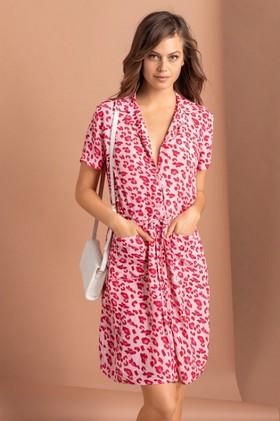 Emerge-Patch-Pocket-Shirt-Dress on sale