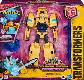 Transformers-Assorted-Bumblebee-Cyberverse-Adventures-Trooper-Class-Figures on sale