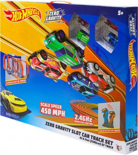 Hot-Wheels-Zero-Gravity-Slot-Car-Track-Set on sale